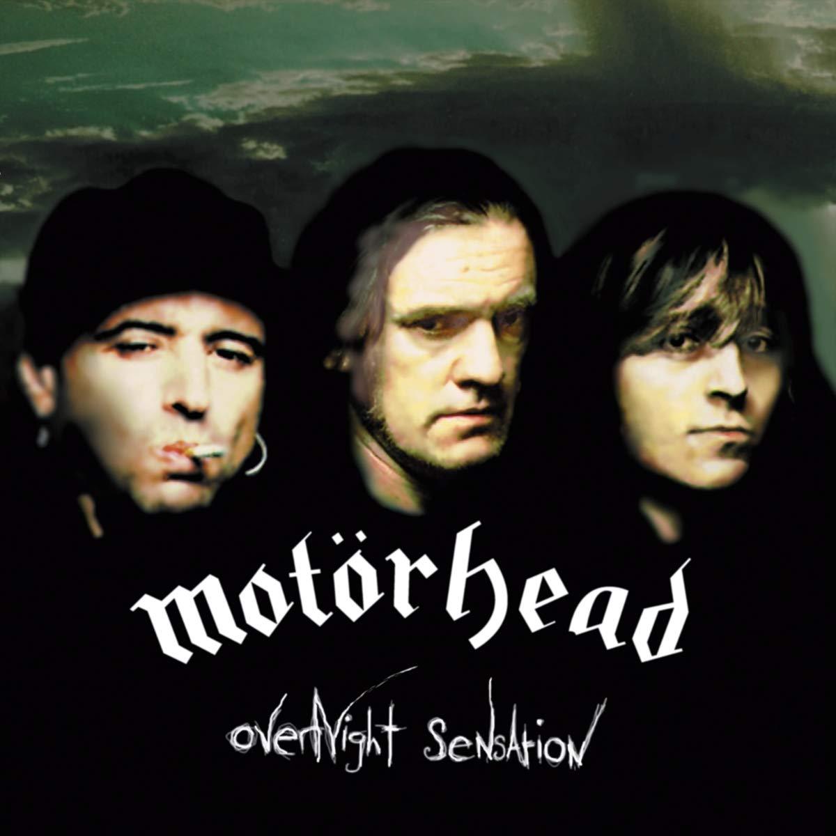 Motörhead - Overnight Sensation (LP-Vinilo)
