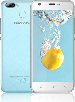 Moviles Libres 4G, Blackview A7 Pro 2GB RAM+16GB ROM 5,0 Pulgadas ...