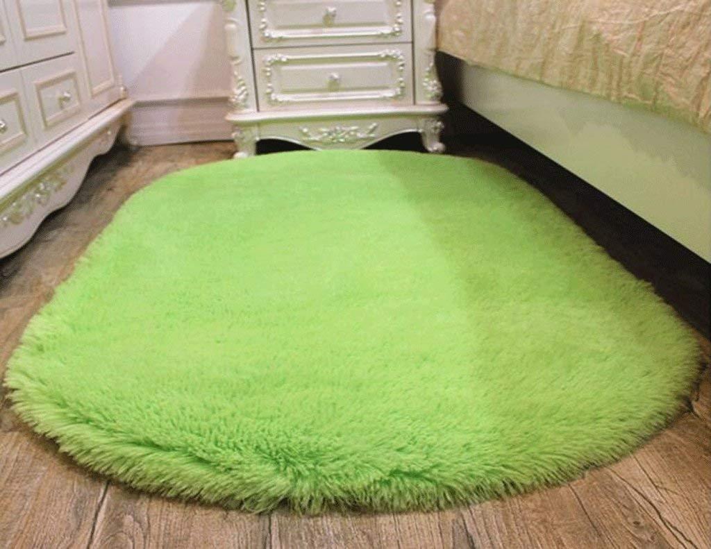 MingXinJia Anti-Rutsch-Teppich Matten Bodenmatte Home Familie Indoor Outdoor-Oval-Matten Home Home Home Wohnzimmer Kaffee Matten Schlafzimmer Decken (kurzes Haar) B07L1RYXTZ Duschmatten 7635fb