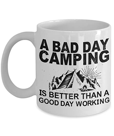 Camping Mug ~Funny Camping mugs - fathers day unique gift ideas - gifts for  men 32af7e45e