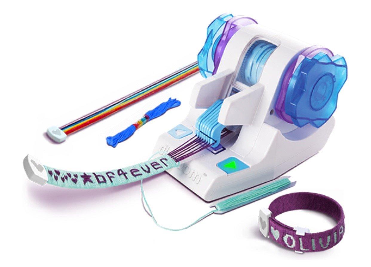 Wowwee Digiloom Electronic Interactive Loom Starter Kit Create & Weave Bracelets by WowWee