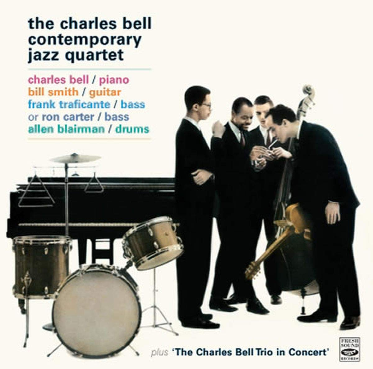 Another Dimension + Charles Bell Trio in Concert (2CD)