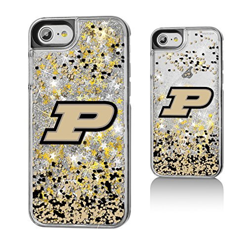Purdue Boilermakers Gold Glitter iPhone 7 Case - Case Cell Phone Boilermakers