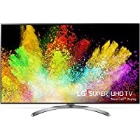 LG Electronics 65SJ8500 65-Inch 4K Ultra HD Smart LED TV (2017 Model) (Certified Refurbished)