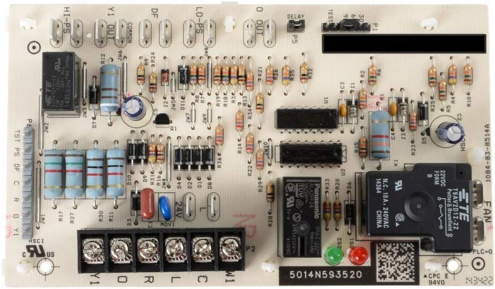 lennox air conditioner wiring diagram lennox 84w88 heat pump defrost control board genuine original  lennox 84w88 heat pump defrost control