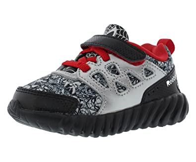 Reebok Boys  Twistform Blaze Spiderman Shoe 80b01af90
