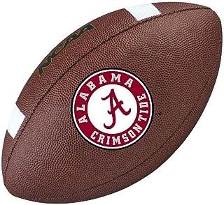Wilson Alabama Crimson Tide NCAA Officielle Senior Composite Football américain