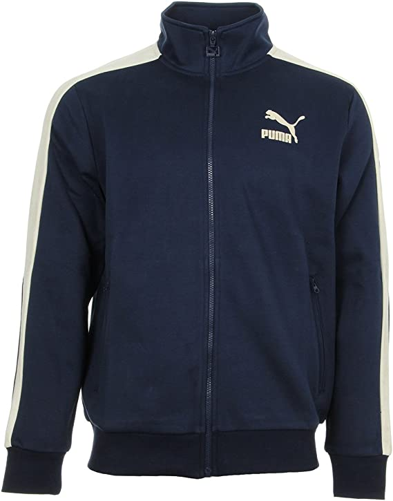 PUMA T7 Jacket Inserts Suede, Veste Sport M: