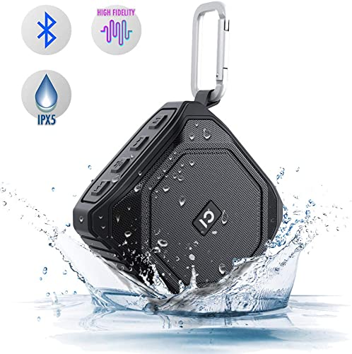 Bluetooth Speakers Waterproof Shower Music Player Portable Wireless Speaker