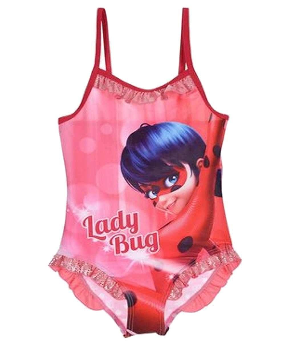 Filles Miraculous Maillots de bain Costume Age 4 Piscine /à 10 ans