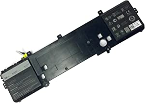 Fully Replacement Battery Compatible with Dell Alienware 15 Alienware 15 R2 Alienware 17 R3 Series Laptop 14.8V 92Wh