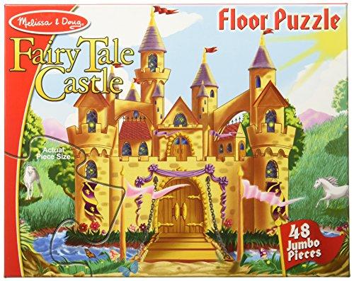 Melissa Doug Castle Jigsaw Puzzle