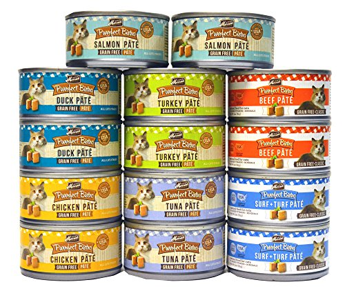 Amazon Merrick Purrfect Bistro Chicken Pate Cat Food
