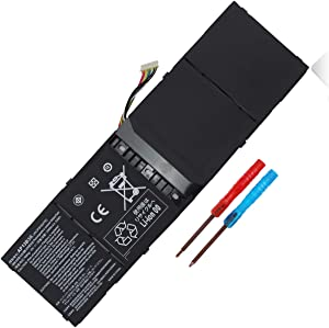 AP13B8K AP13B3K Battery Compatible with Acer Aspire V5 M5-583P V5-572P V5-572G R7-571 R7-571G R7-572 R7-572G Fits: 4ICP6/60/80 4ICP6/60/78 KT.00403.015