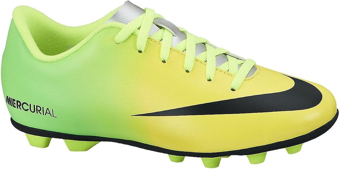 New Nike Boy's JR Mercurial Vortex FG-R