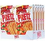 Pretz Biscuit Stick, Pizza, 1.16 Ounce (Pack of 10)