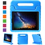 NEWSTYLE Apple iPad Air 2 Case Shockproof Case Light Weight Kids Case Super Protection Cover Handle Stand Case for Kids Child
