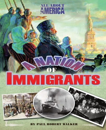 Read Online All About America: A Nation of Immigrants pdf epub
