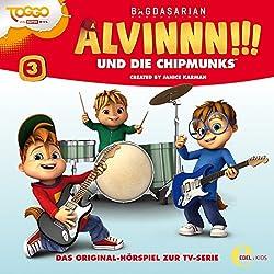 Das Musikfestival (Alvin und die Chipmunks - Hörspiel 3)