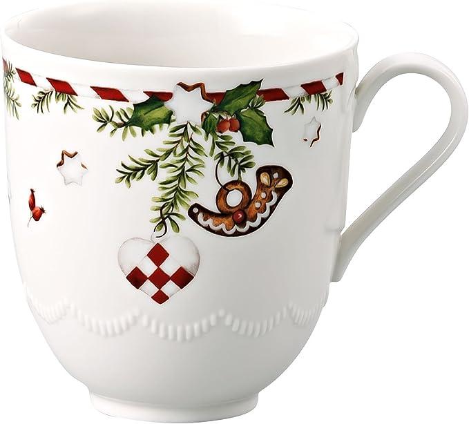 Hutschenreuther Weihnachtsbäckerei Weihnachts-Bäckerei II Becher mit Henkel 0,3l