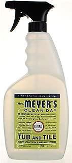 product image for Tub & Tile Cleaner, Lemon Verbena 33 Oz by Mrs Meyers (Pack of 2)