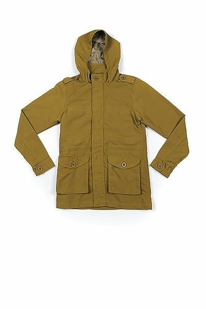 415c0d96d Allen Solly Junior Boys  Jacket (AKBJK515037 Khaki 15 - 16 years ...