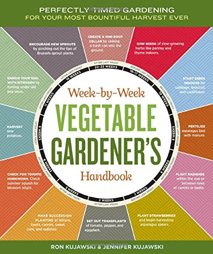 The Week-by-Week Vegetable Gardener's Handbook: Make