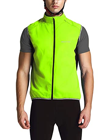 Learned Wosawe Reflective Jackets Mtb Winter Clothing Fleece Cycling Bike Breathable Green Windbreaker Windproof Waterproof Pockets Back To Search Resultssports & Entertainment