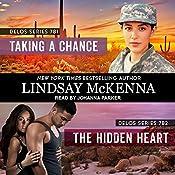 Taking a Chance/The Hidden Heart: Delos Series, Book 7.5 | Lindsay McKenna