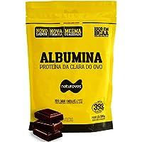 Albumina 500g Refil Chocolate, Naturovos