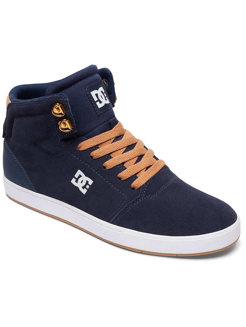 DC Shoes Crisis - Zapatillas para Hombre 44.5 EU Azul