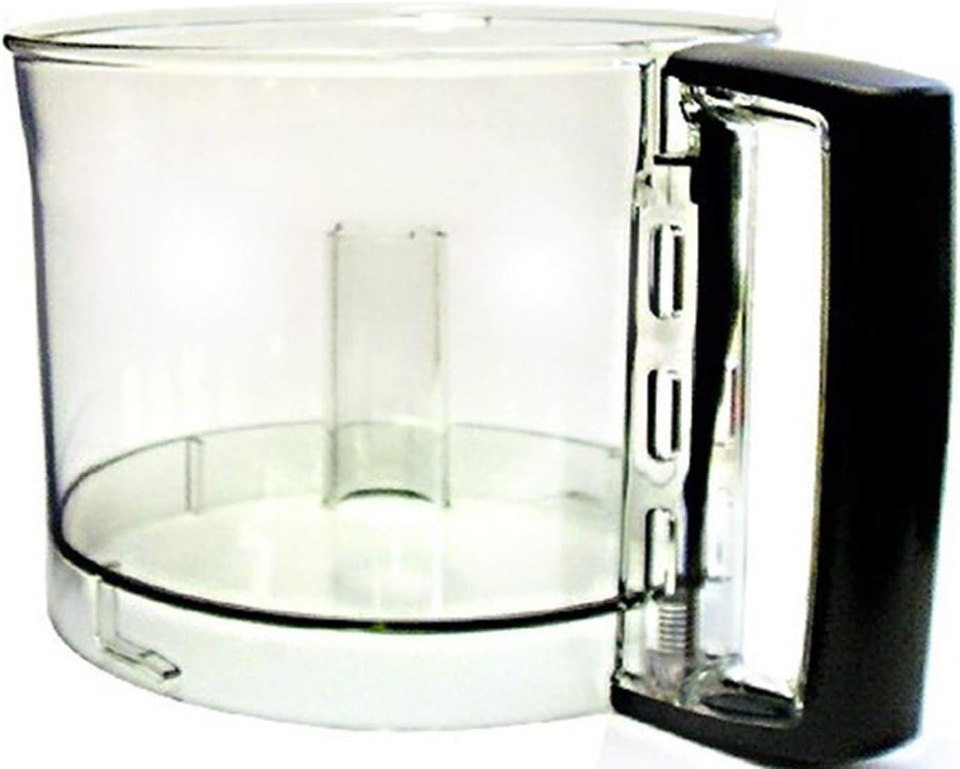 Amazon Com Magimix Mixer Bowl Black Handle Kitchen Dining