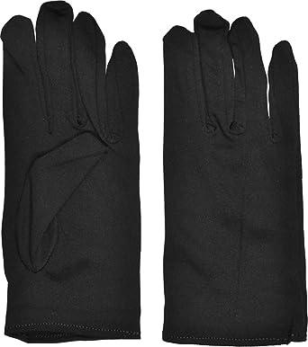 Amazon.com: Guantes de adultos, talla única , Negro: Clothing