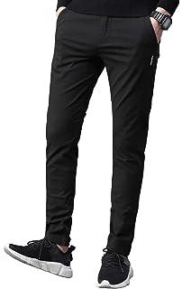 4b95adcdd98152 TACORAMO チノパン スキニー ロングパンツ スリム ストレッチ カジュアル 定番 綿 メンズ ズボン ボトムス パンツ 美脚 細身