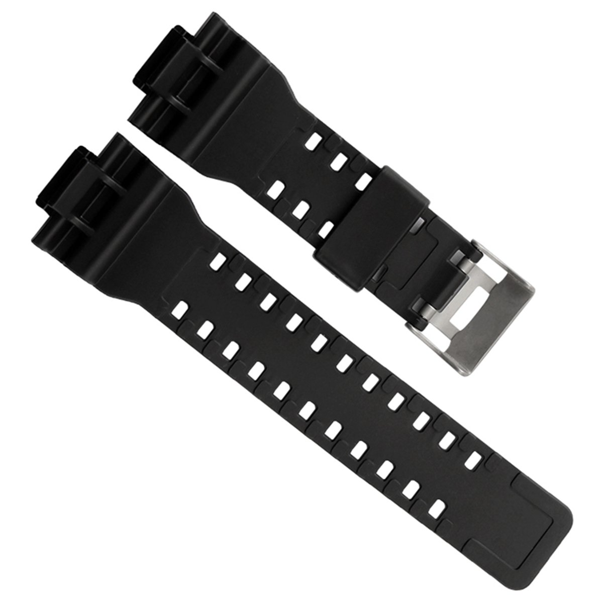 Olibopo Natural Resin Replacement Watch Band Strap For Casio Mens G Shock Gd120 Ga 100 Ga 110 Ga 100c