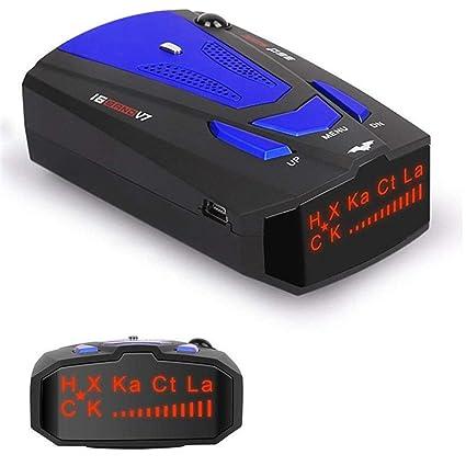 Amazon.com: Vicovool - Detector de radar, detector láser ...