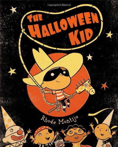 The Halloween Kid by Simon & Schuster Books for Young Readers