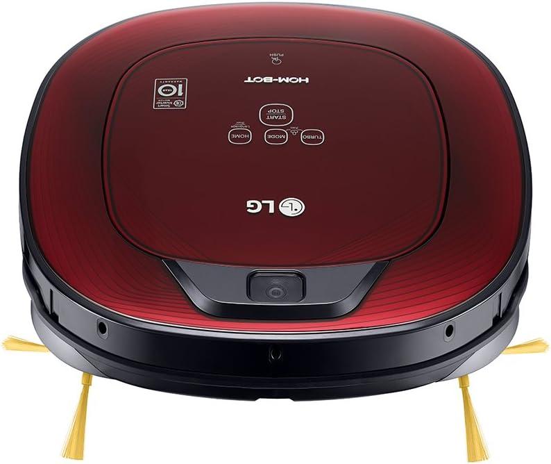 LG VR8602RR Hombot Turbo Serie 9 - Robot aspirador programable con ...