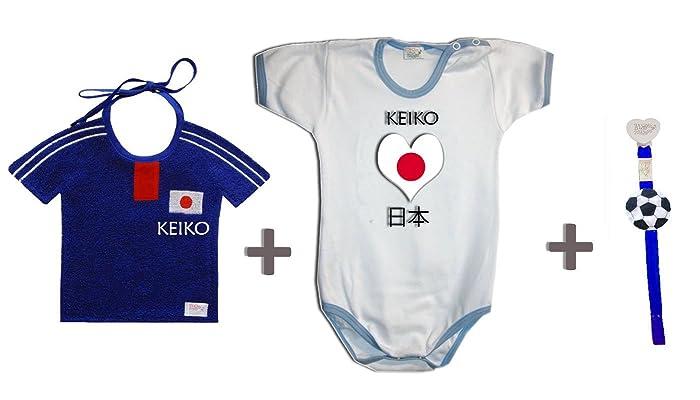 Zigozago - Campeonato Mundial Japón set compuesto por babero ...
