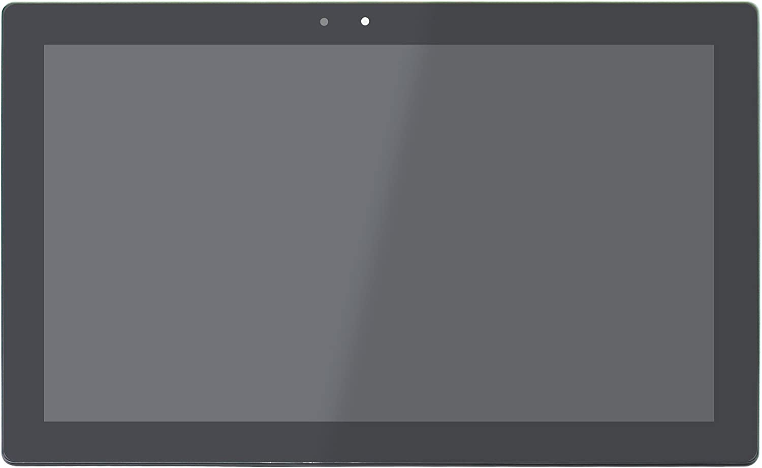 LCDOLED Compatible 99% New 12.0 inch 2160x1440 IPS LTL120QL01-001 LED LCD Display Touch Screen Digitizer Assembly + Bezel for Lenovo IdeaPad Miix4 & Miix 700 700-12ISK 80QL (with Touch Control Board)