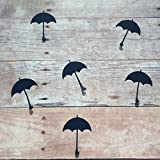Umbrella Confetti, Rainy Day Decorations, Umbrella Party Supplies, Rainy Theme, Table Scatter, Umbrella Cut Out