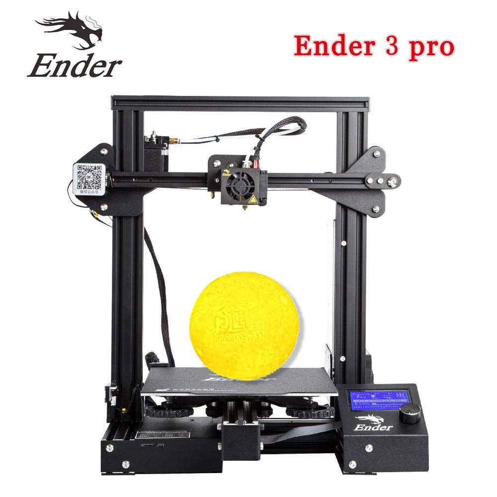 3D Printer with Removable Build Surface Plate and UL Certified