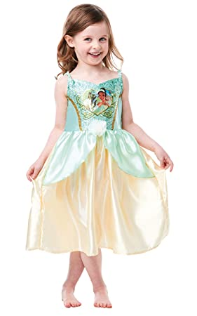 Rubies Disfraz oficial de princesa Disney Tiana de ...