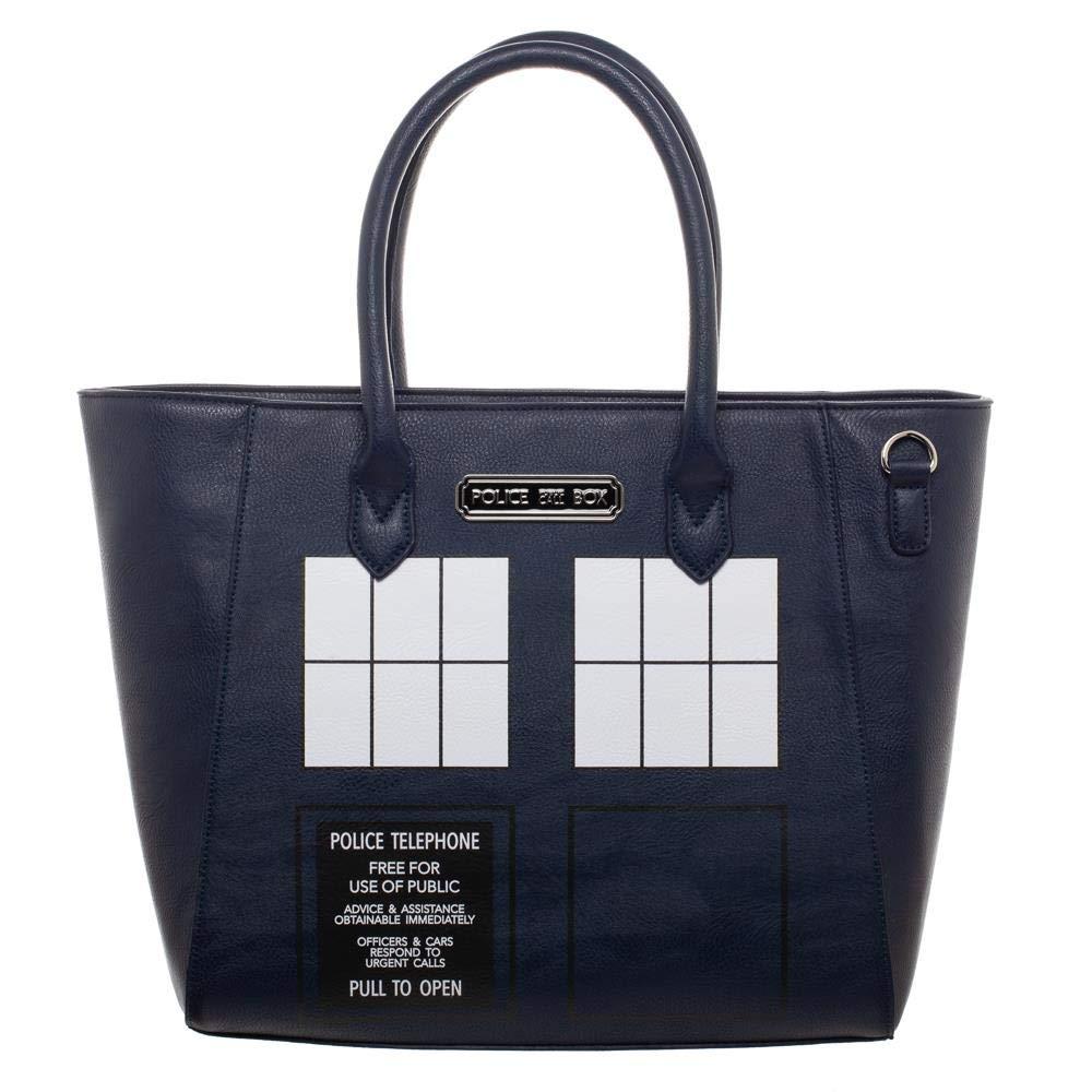 Dr Who Box Tote Bag