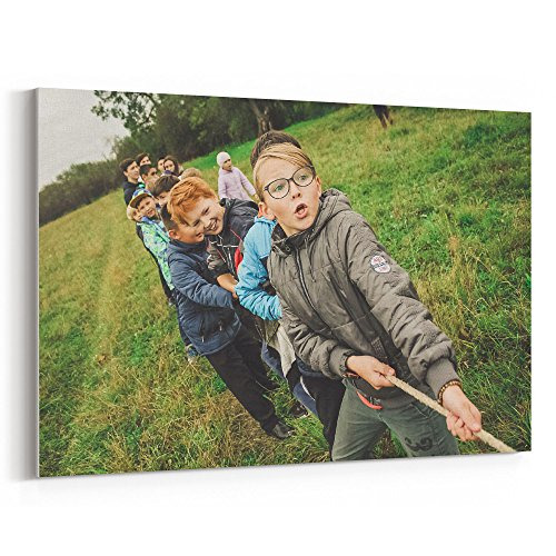 Westlake Art - Team Kids - 24x36 Canvas Print Wall Art - Can