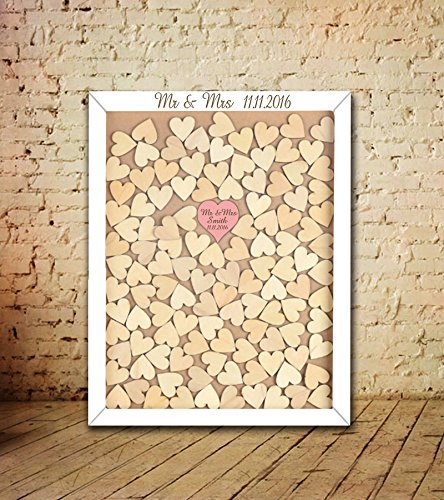 Hearts Personalized Canvas - 5