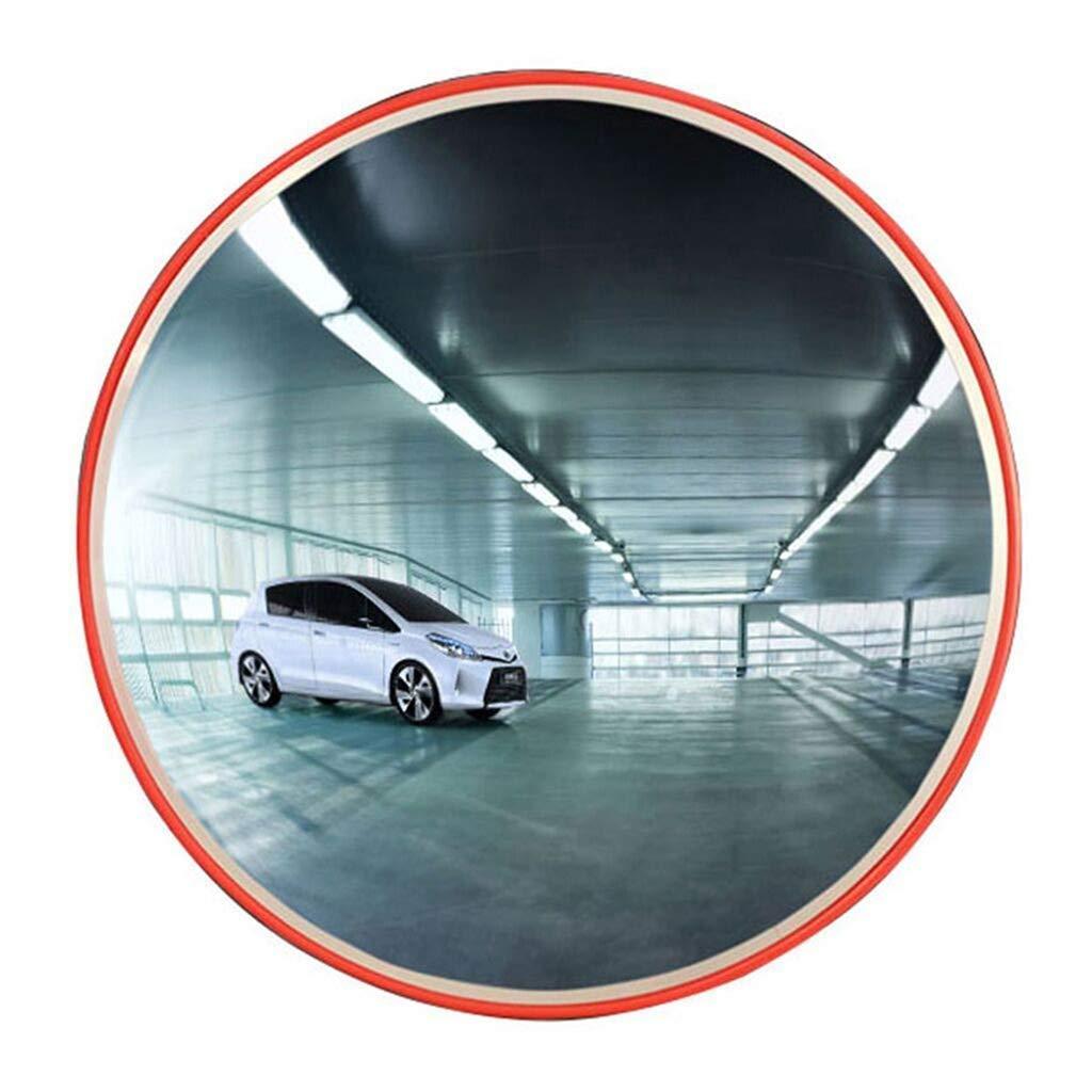 Geng カーブミラー 安全ミラー屋内円形観察ミラー、盗難防止PC交通用ミラー、スーパーマーケットの死角ミラー、HDの大きい視野角60cm   B07TP5148K