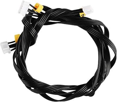 ULTECHNOVO Cables de Motor Paso a Paso, Cable de Eje z Doble para ...