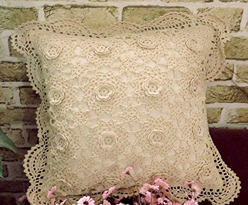 Crocheted Throw Amazon Com