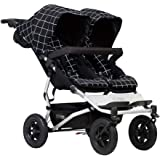 Mountain Buggy Duet V3 Buggy, Grid